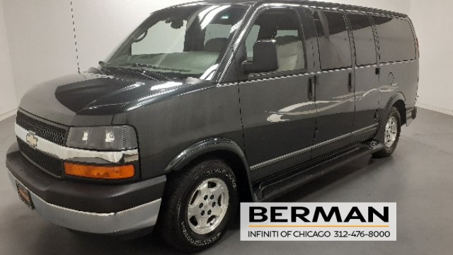 Pre-Owned 2005 Chevrolet Express Van G1500