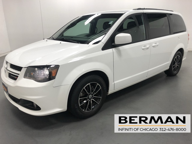 Pre-Owned 2018 Dodge Grand Caravan GT