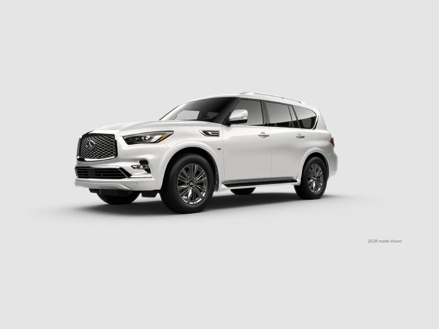 New 2019 Infiniti Qx80 Luxe 4wd Suv In Chicago I4825 Berman